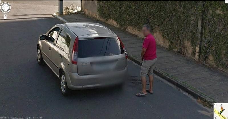 wtfgoogle04 25 самых неожиданных снимков сервиса Google Street View