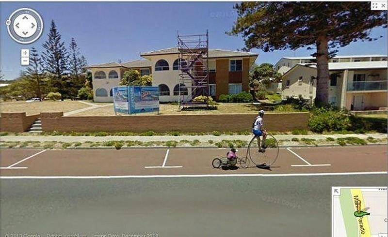 wtfgoogle06 25 самых неожиданных снимков сервиса Google Street View