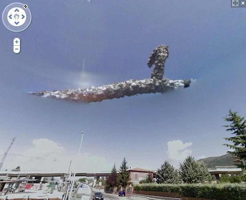 wtfgoogle11 25 самых неожиданных снимков сервиса Google Street View