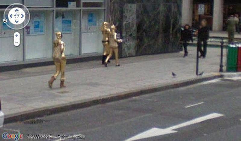 wtfgoogle23 25 самых неожиданных снимков сервиса Google Street View