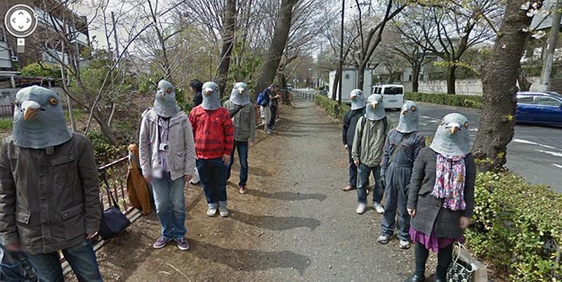 wtfgoogle25 25 самых неожиданных снимков сервиса Google Street View