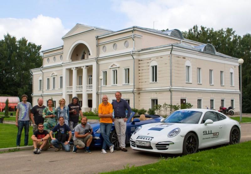 911 часов с 911: Санкт-Петербург – Калуга