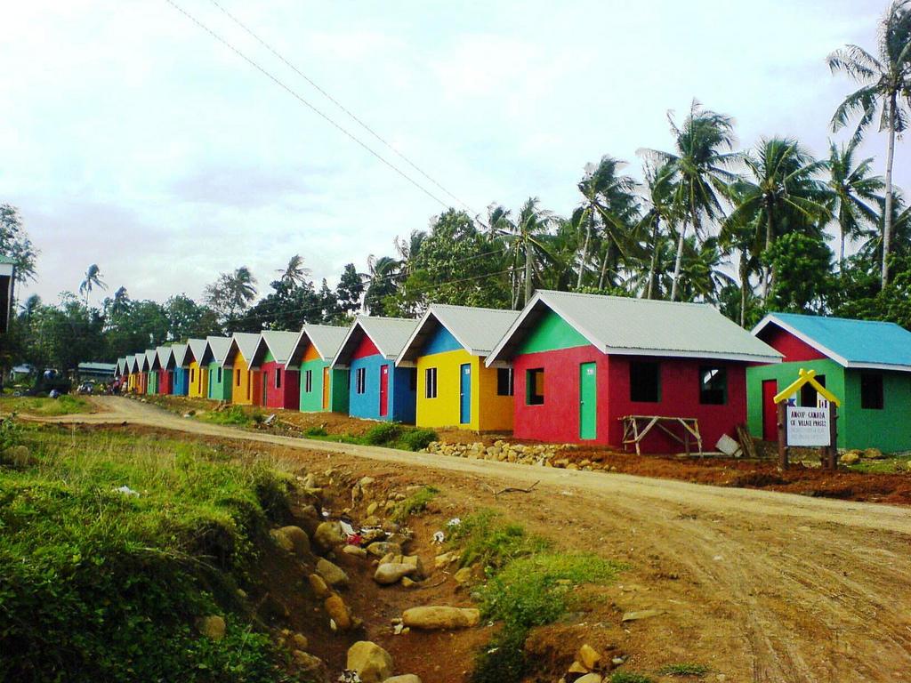 103 Яркие дома со всего мира