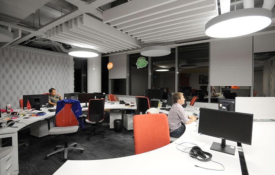 207 Новый офис Mail.ru Group