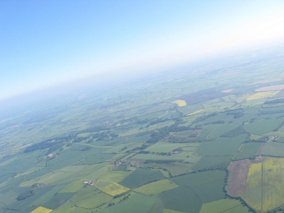 20km10 Удивительные снимки из стратосферы