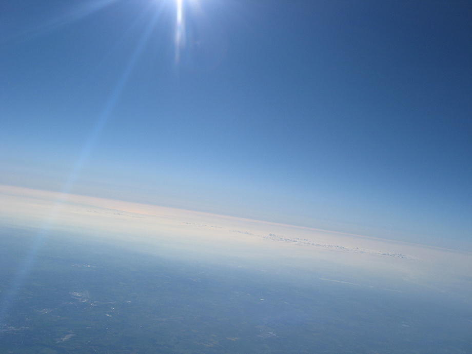 20km11 Удивительные снимки из стратосферы
