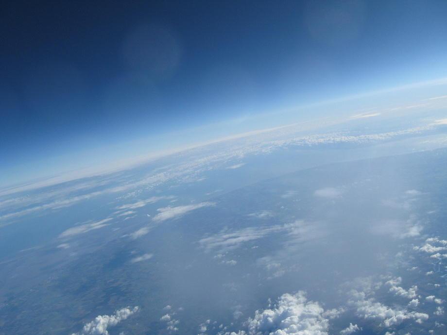 20km13 Удивительные снимки из стратосферы