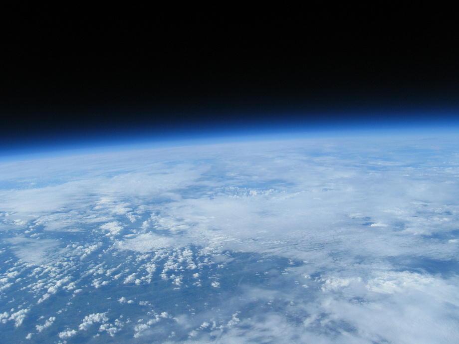 20km18 Удивительные снимки из стратосферы