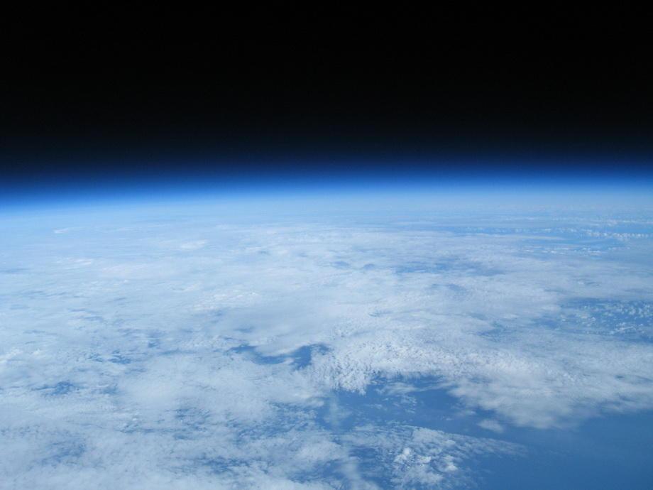 20km19 Удивительные снимки из стратосферы