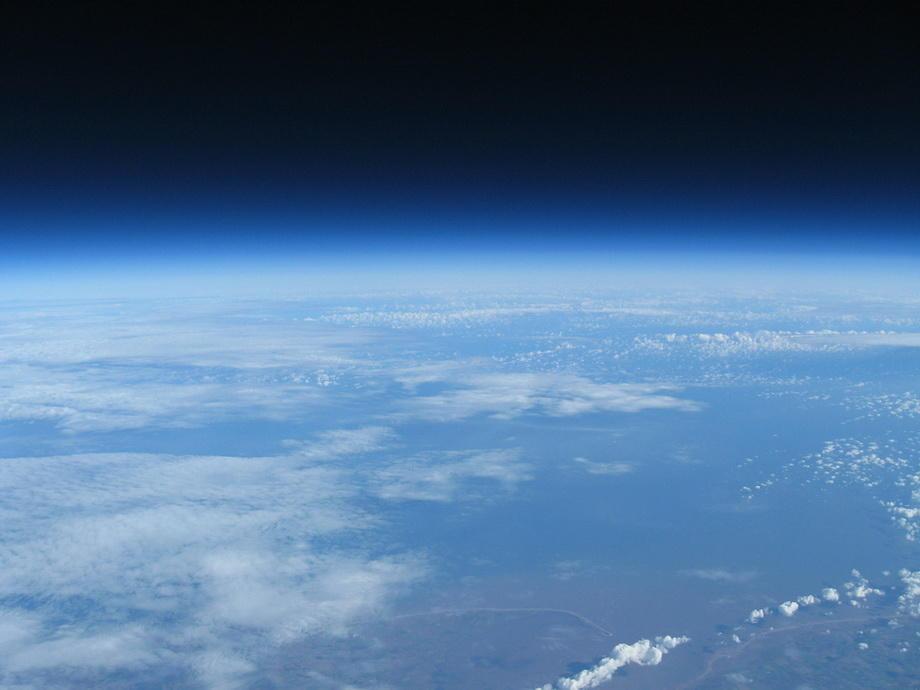20km22 Удивительные снимки из стратосферы