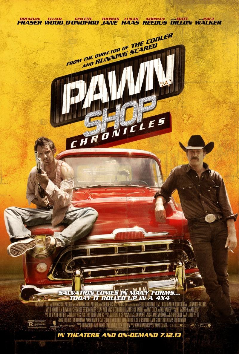 21. Хроники ломбарда /Pawn Shop Chronicles/