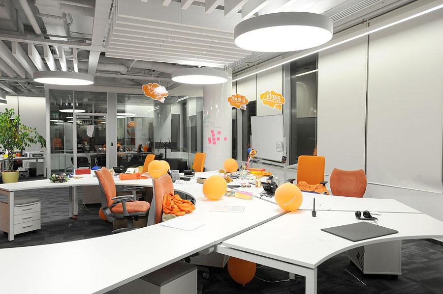 224 Новый офис Mail.ru Group