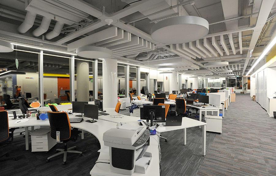264 Новый офис Mail.ru Group