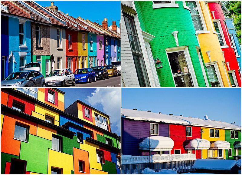 BIGPIC16 Яркие дома со всего мира