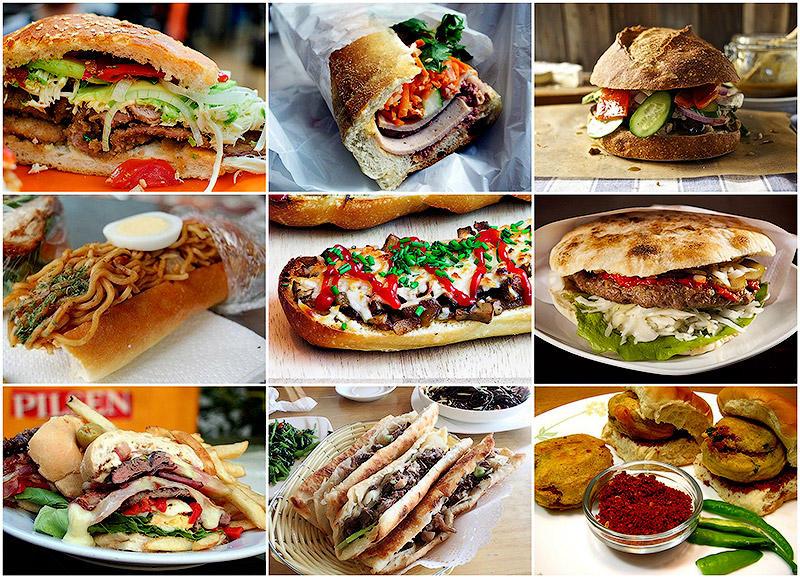 Вокруг света с бутербродами