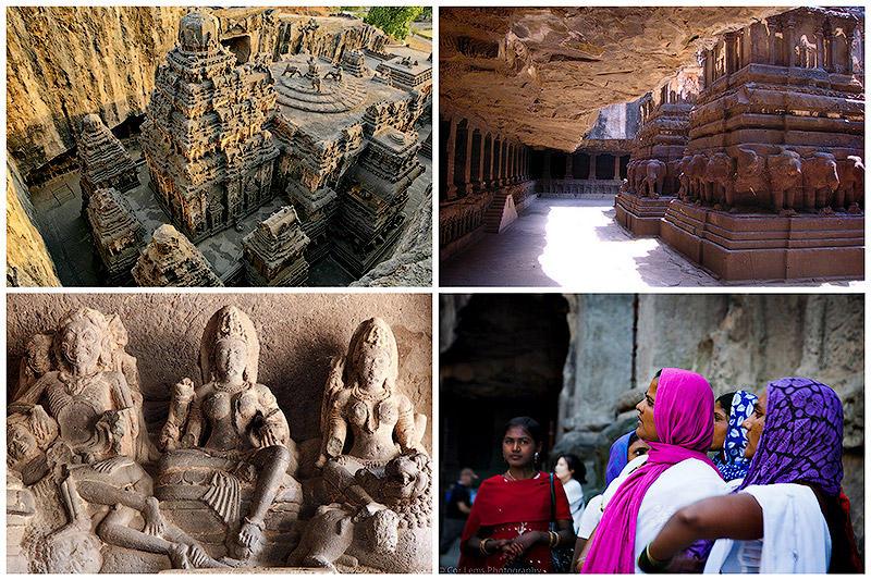 BIGPIC54 Уникальный храм Кайласанатха