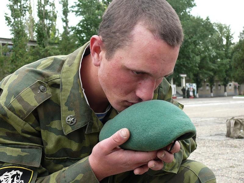 Berets01 Страсти по военному берету