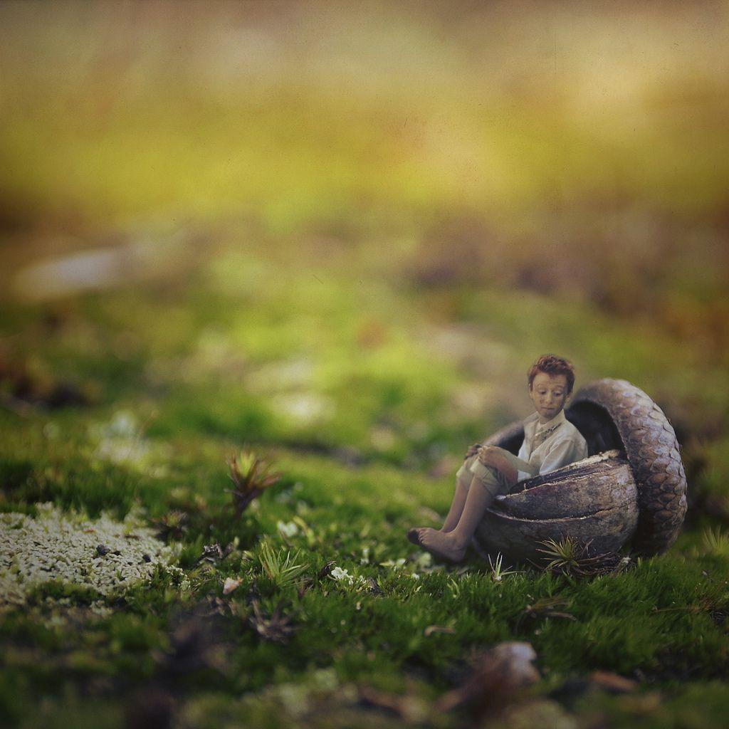 15 Miniature Photo-Manipulations by 14-Year-Old Photographer!