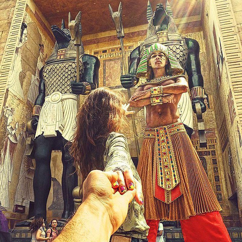 Followme03 Возьми меня за руку, следуй за мной
