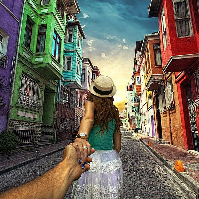 Followme06 Возьми меня за руку, следуй за мной