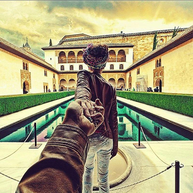 Followme07 Возьми меня за руку, следуй за мной