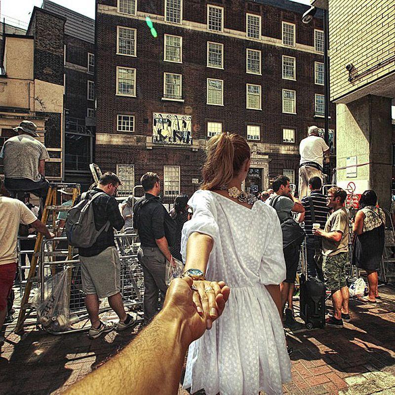 Followme13 Возьми меня за руку, следуй за мной