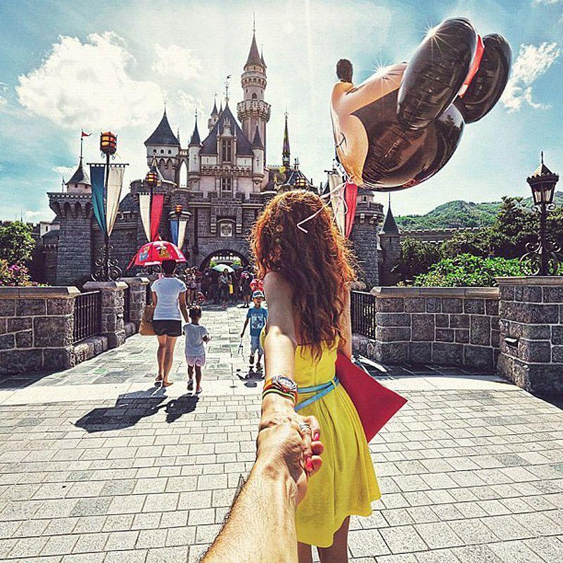 Followme21 Возьми меня за руку, следуй за мной