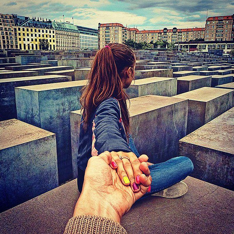 Followme23 Возьми меня за руку, следуй за мной