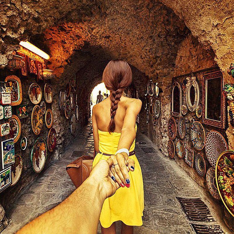 Followme32 Возьми меня за руку, следуй за мной