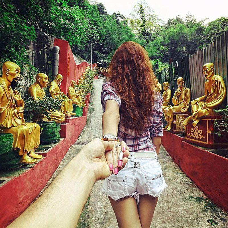 Followme33 Возьми меня за руку, следуй за мной