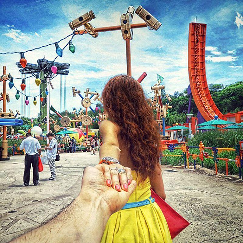 Followme36 Возьми меня за руку, следуй за мной