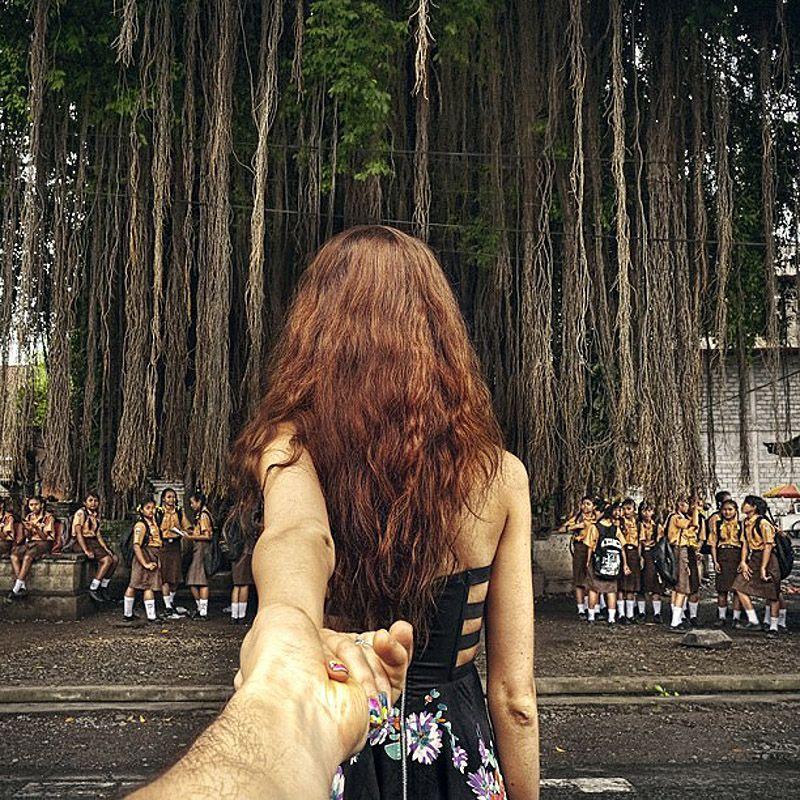 Followme37 Возьми меня за руку, следуй за мной