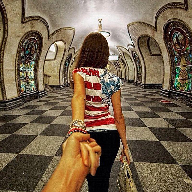 Followme42 Возьми меня за руку, следуй за мной