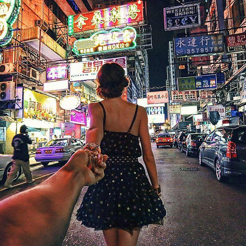 Followme46 Возьми меня за руку, следуй за мной