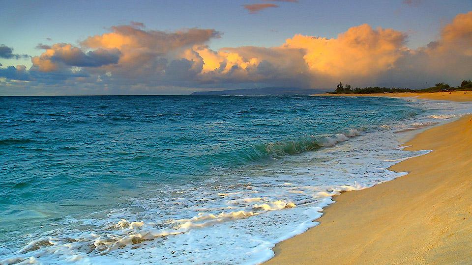 Hawaii Beaches 18 16 самых необычных пляжей мира