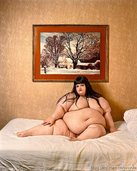 толстые фото ню