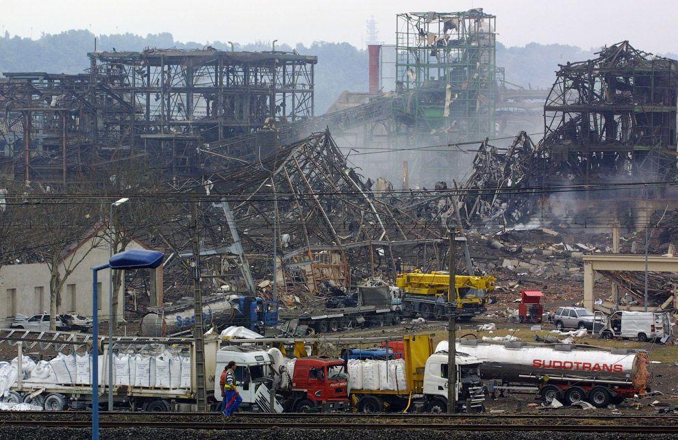 Induster02 Крупнейшие техногенные катастрофы XXI века