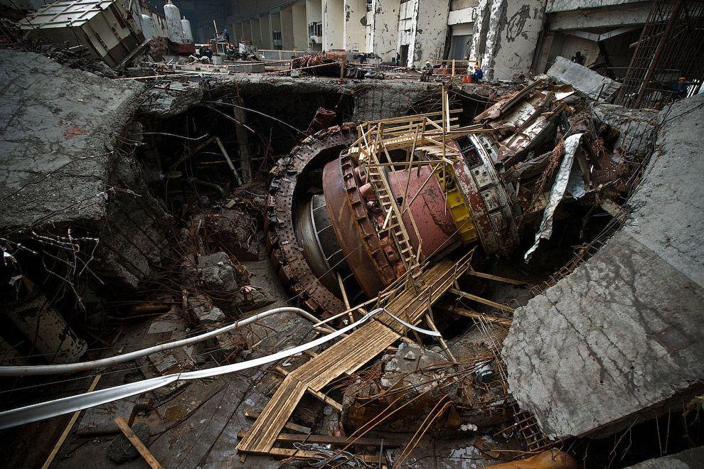 Induster07 Крупнейшие техногенные катастрофы XXI века