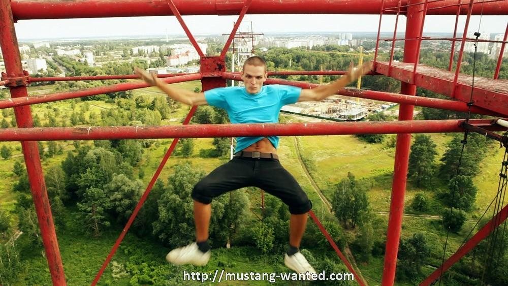 MustangWanted26 Mustang Wanted в Москве и не только