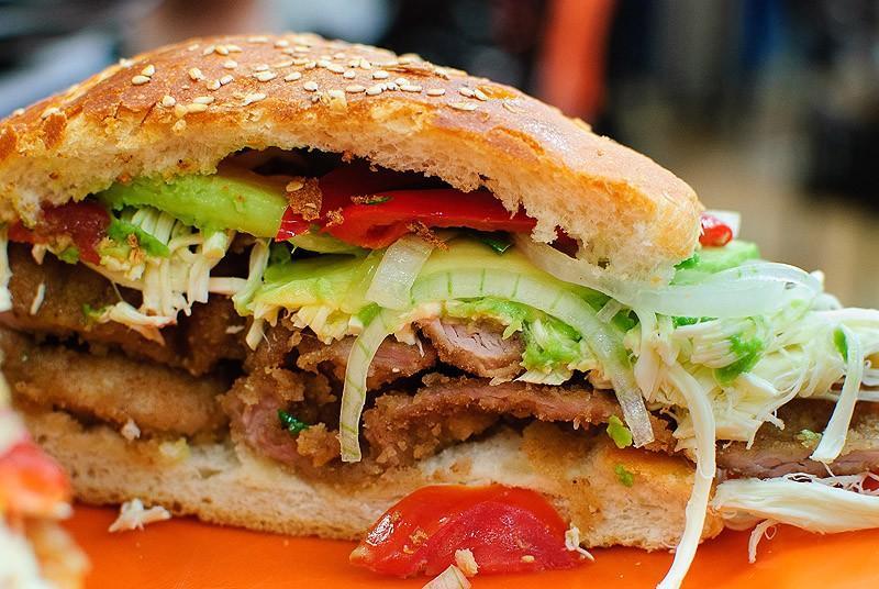 Sandwiches02 Вокруг света с бутербродами