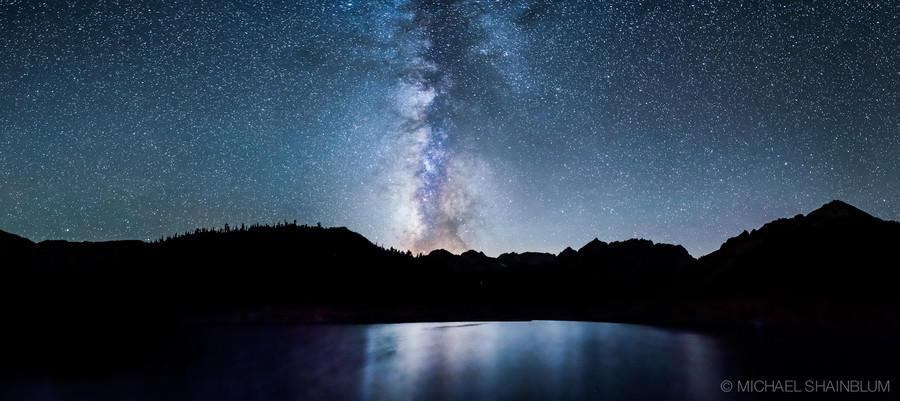 Shainblum04 Потрясающие звездные пейзажи