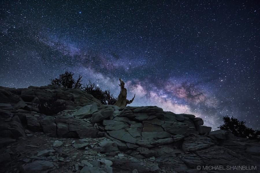 Shainblum15 Потрясающие звездные пейзажи