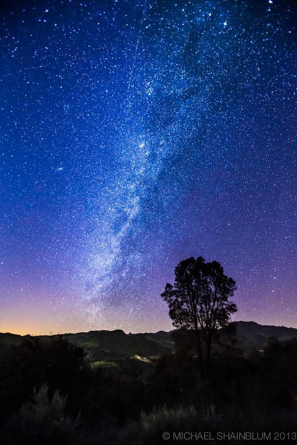 Shainblum16 Потрясающие звездные пейзажи