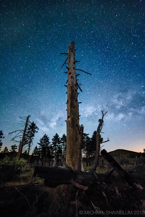 Shainblum17 Потрясающие звездные пейзажи