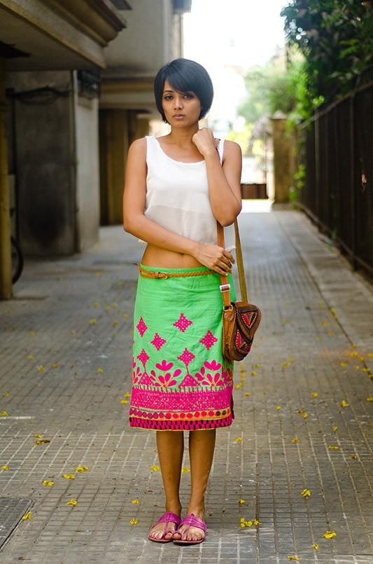 StreetStyleIndia01 Индийский уличный стиль