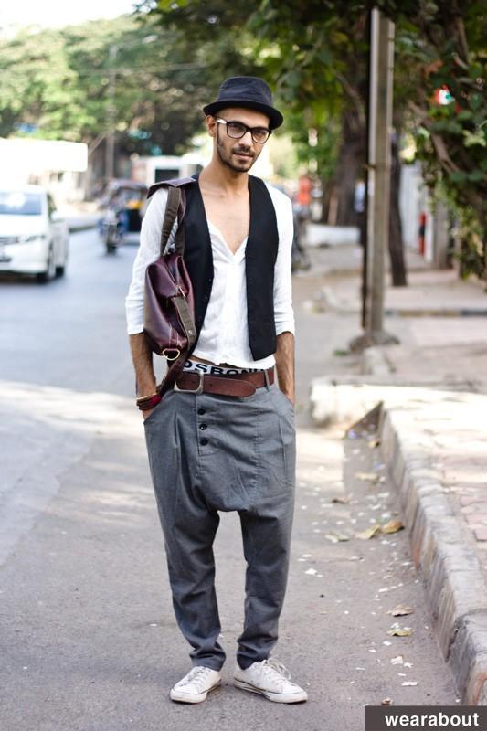StreetStyleIndia12 Индийский уличный стиль
