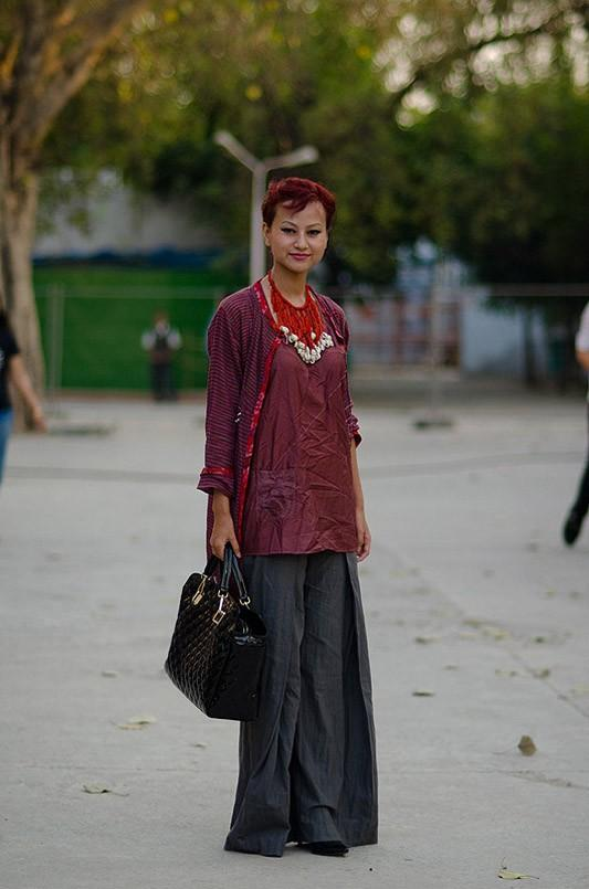 StreetStyleIndia17 Индийский уличный стиль