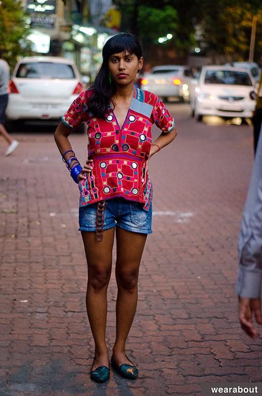 StreetStyleIndia24 Индийский уличный стиль