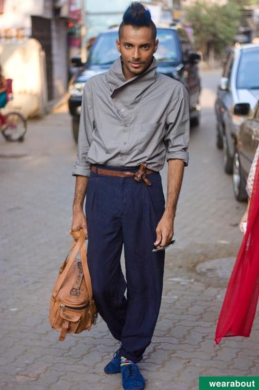StreetStyleIndia28 Индийский уличный стиль