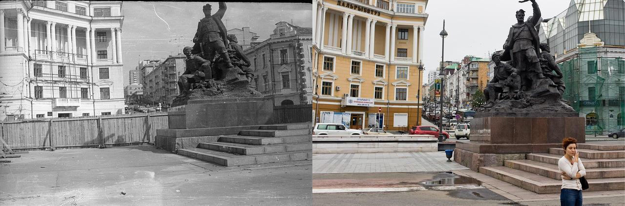 Vladivostok06 Взгляд на Владивосток в 1977 и в 2013 гг